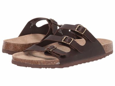 Madden Girl - Madden Girl Women Brown Paris Perrcyy Flat Sandals