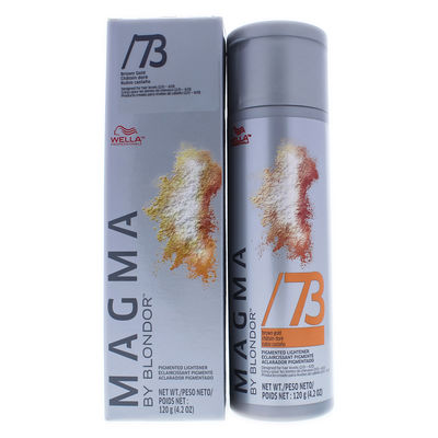 Wella - Magma by Blondor Pigmented Lightener - 73 Brown Gold 4,2oz