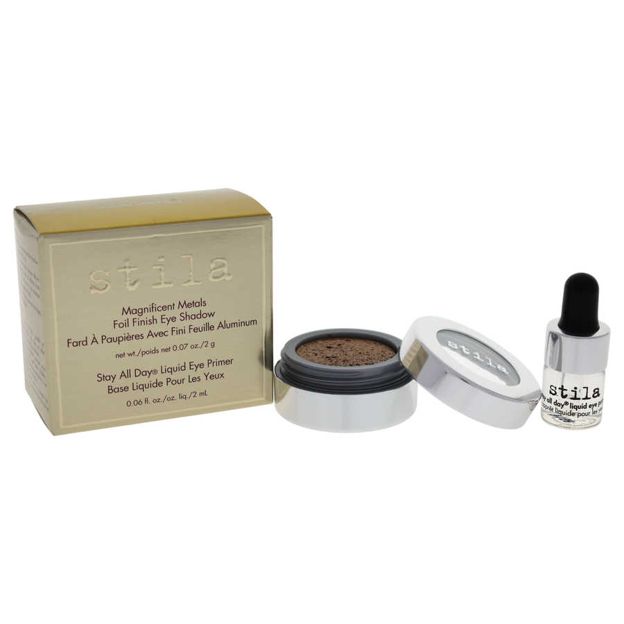 Magnificent Metals Foil Finish Eye Shadow - Metallic Gilded Gold 0,06oz