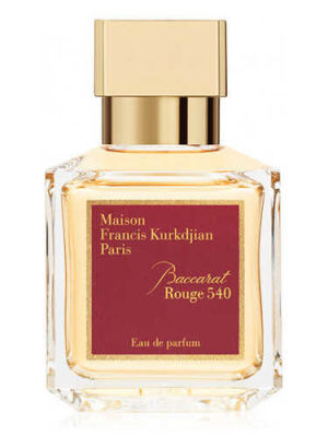 Maison Francis Kurkdijan Paris - MAISON FRANCIS KURKDJIAN PARIS BACCARAT ROUGE 540 EDP WOMEN AND MEN 70 ML PERFUME