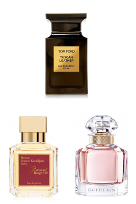 Best Perfume - Maison Francis Kurkdjian Paris - Guerlain - Tom Ford Women Perfume Set