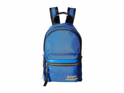 Marc Jacobs - Marc Jacobs Dazzling Blue Trek Pack Mini Backpack