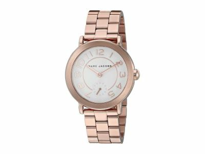Marc Jacobs - Marc Jacobs Women's Riley MJ3471 Fashion Watch