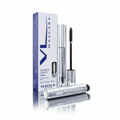 Mavala - Mavala Mascara Volume & Length Creamy - Brown 0.32 oz