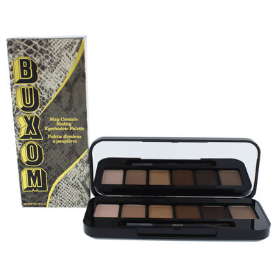 Buxom - May Contain Nudity Eyeshadow Palette 1Pc
