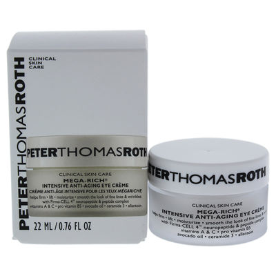 Peter Thomas Roth - Mega Rich Intensive Anti-Aging Cellular Eye Creme 0,76oz