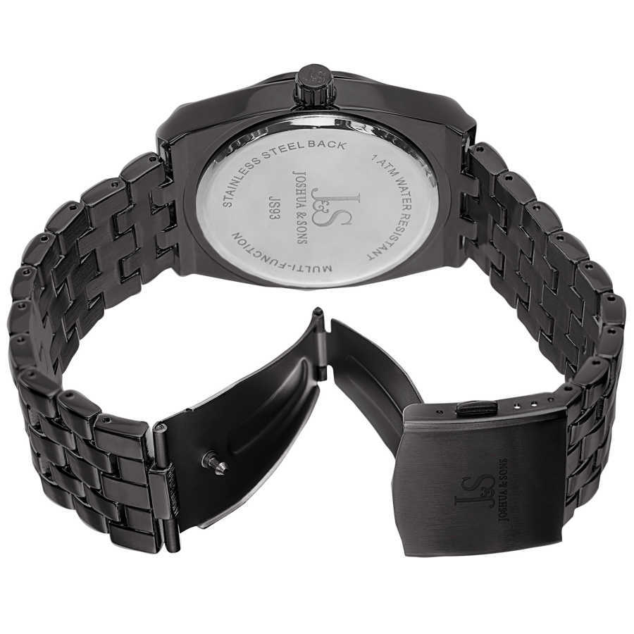 Men's Multifunction Bracelet Watch JS93BK
