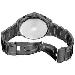 Men's Quartz Multifunction Elegant Bracelet Watch AS8060BK - Thumbnail