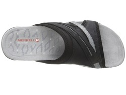Merrell Women Black Terran Slide İi Active Sandals - Thumbnail