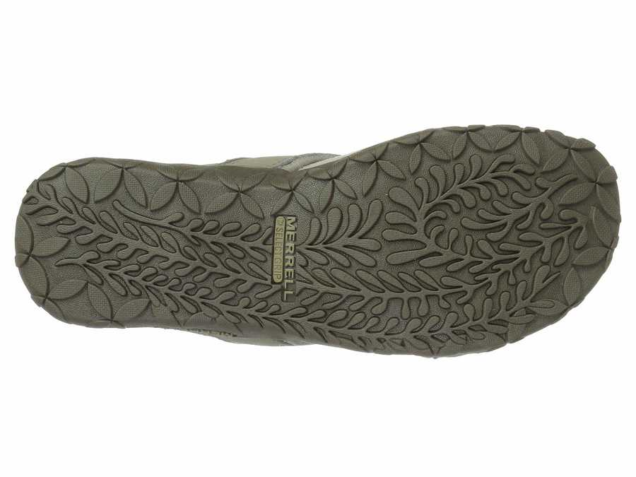 Merrell Women Taupe Terran Slide İi Active Sandals