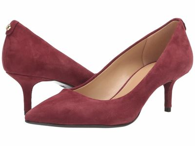 Michael Michael Kors - Michael Michael Kors Women Brandy Mk Flex Kitten Pump Pumps