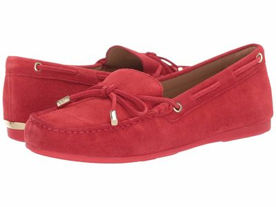 Michael Michael Kors - Michael Michael Kors Women Bright Red 1 Sutton Moc Loafers