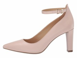 Michael Michael Kors Women Soft Pink Mila Flex Ankle Strap Pumps - Thumbnail