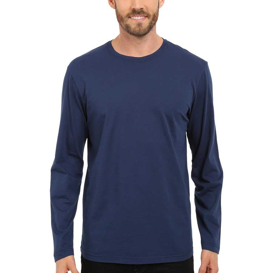 Mod-O-Doc New Navy Salt Creek Long Sleeve Crew