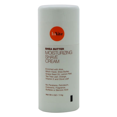 InVite Health - Moisturizing Shaving Cream 4oz