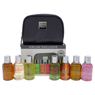 Molton Brown - Molton Brown Travel Collection 8 x 1.7oz
