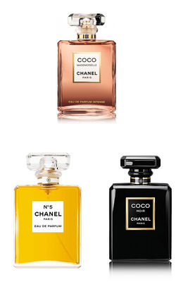 Chanel - Most Loved Chanel Women Perfume Set