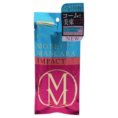 FlowFushi - Mote Mascara Impact - 02 Sharp Black 0,25oz