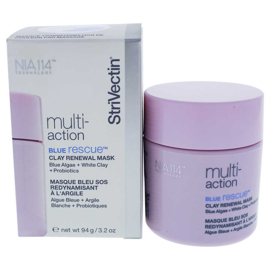 Multi-Action Blue Rescue Clay Renewal Mask 3,2oz