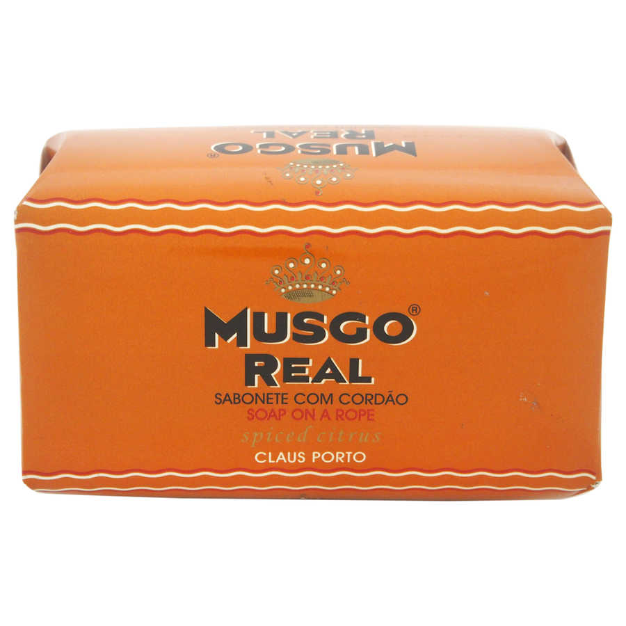 Musgo Real Spiced Citrus Soap on a Rope 6,7oz