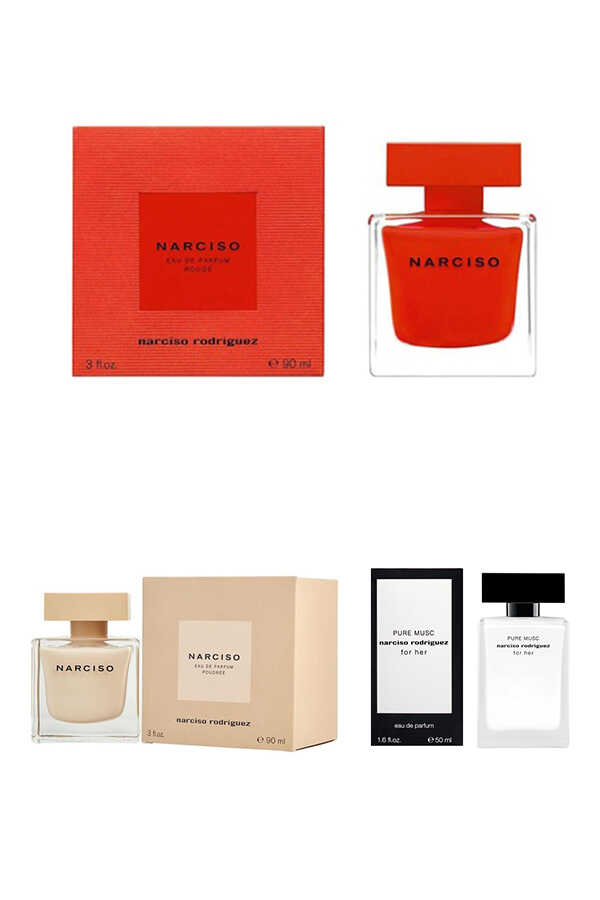 Narciso Rodriguez Best Deal Of Women Original Perfume Set