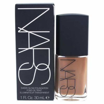 NARS - NARS Sheer Glow Foundation - 01 Trinidad 1 oz
