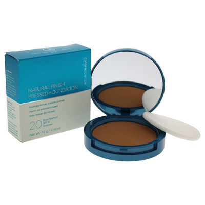 Natural Finish Pressed Foundation SPF 20 - Tan Golden 0,42oz