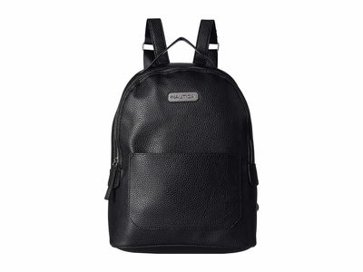 Nautica - Nautica Black/White Retread Backpack
