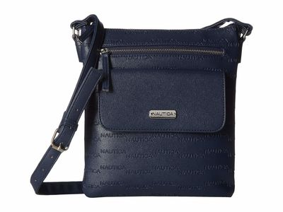 Nautica - Nautica İndigo Key Largo Cross Body Bag