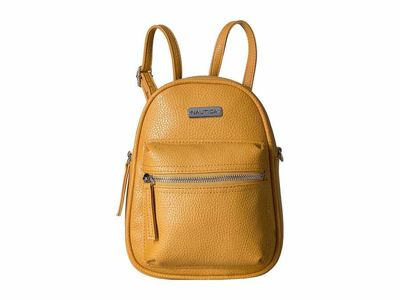 Nautica - Nautica Mustard Retread Mini Convertible Backpack