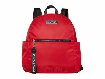 Nautica - Nautica Red Diver Backpack