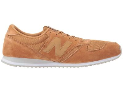 New Balance - New Balance Classics Men's Tan/Tan U420v1 Sneakers Athletic Shoes 87985023513