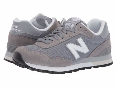 New Balance Classics - New Balance Classics Women Steel/Silver Mink Wl515V1 Lifestyle Sneakers