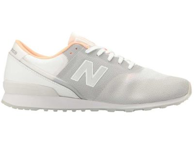 New Balance - New Balance Classics Women's Gunmetal/White WL696 Sneakers Athletic Shoes 8469067107838
