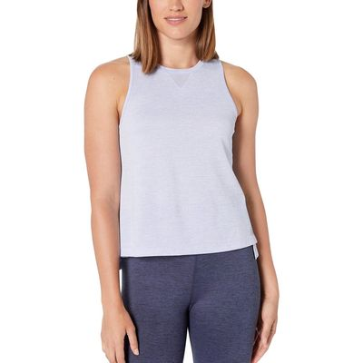 New Balance - New Balance Clear Amethyst Heather Impact Run Mesh Tank
