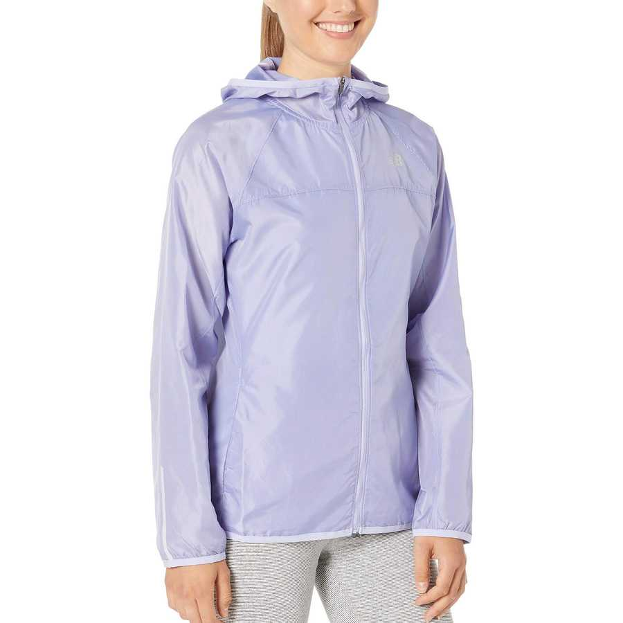 New Balance Clear Amethyst Windcheater Jacket 2.0