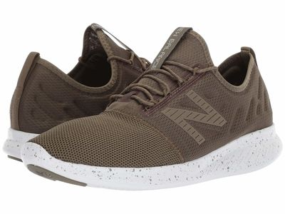 New Balance - New Balance Men Triumph Green/White Munsell Fuelcore Coast V4 City Stealth Running Shoes