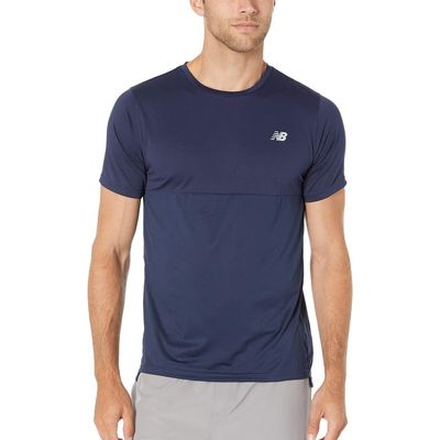 New Balance - New Balance Pigment Accelerate Short Sleeve