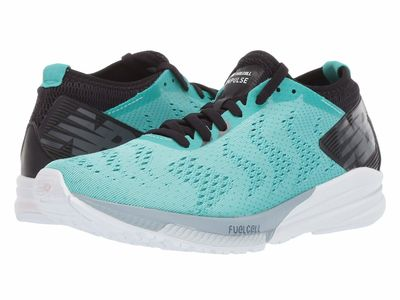 New Balance - New Balance Women Light Tidepool/Black Fuelcell İmpulse Running Shoes