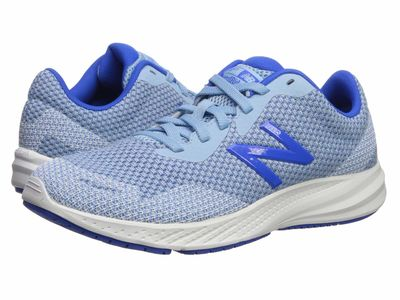 New Balance - New Balance Women Vivid Cobalt/Summer Sky 490V7 Running Shoes