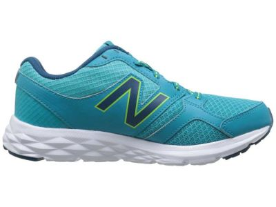 New Balance - New Balance Women's Sea Glass/Deep Water W490V3 Sneakers Athletic Shoes 8612038557560