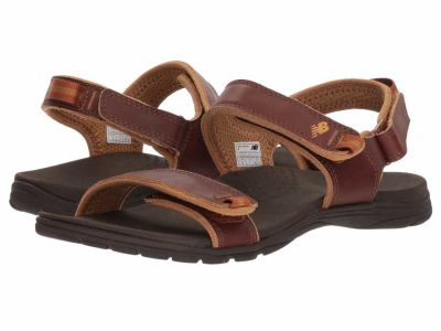 New Balance - New Balance Women's Whisky Traverse Leather Sandal Active Sandals