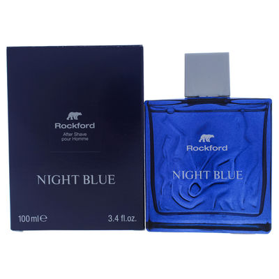 Rockford - Night Blue Aftershave Lotion 3,4oz