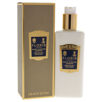 Floris London - Night Scented Jasmine Enriched Body Moisturiser 8,5oz