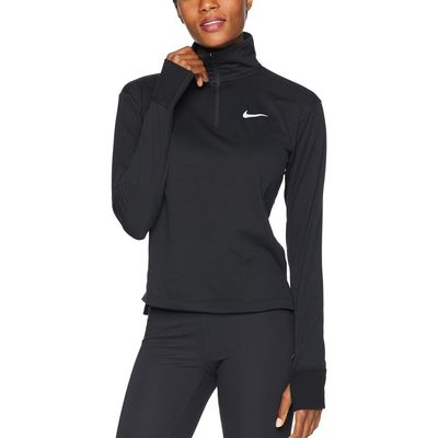 Nike - Nike Black Thermasphere Element 2.0 1/2 Zip Top
