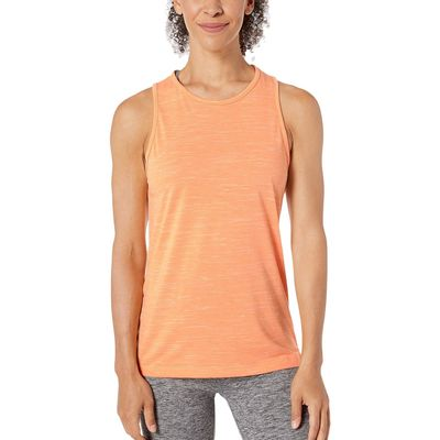 Nike - Nike Fuel Orange/White/Black Dry Legend Tomboy Veneer Tank