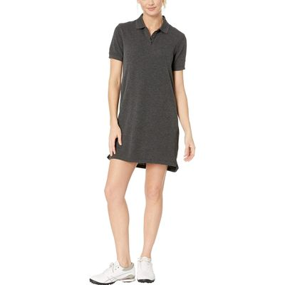 Nike - Nike Golf Black/Black Dry Dress Short Sleeve