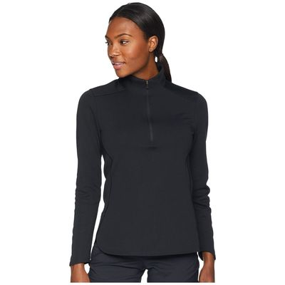 Nike - Nike Golf Black/Black Dry Long Sleeve Top