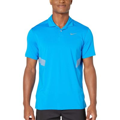 Nike - Nike Golf Photo Blue/Reflective Silver Dry Vapor Reflective Polo