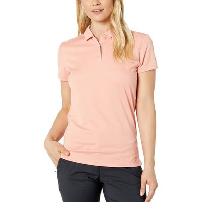 Nike - Nike Golf Pink Quartz/Pink Quartz Dry Polo Short Sleeve